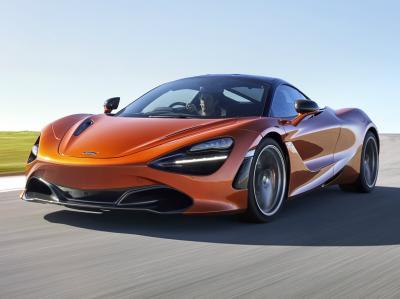 McLaren 720S. Фото McLaren