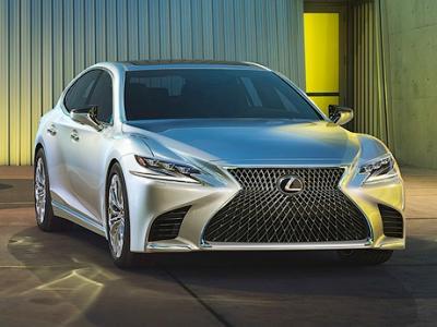 Lexus GS. Фото Lexus