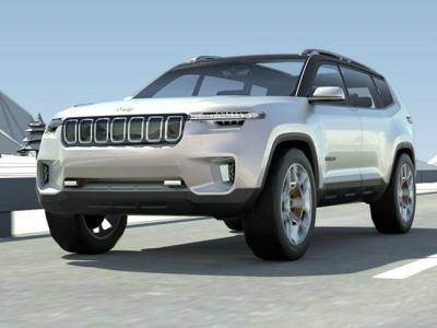 Jeep Yuntu. Фото Jeep
