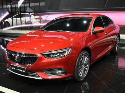 Buick Regal China 2017. Фото Buick