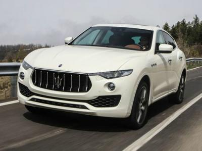 Maserati  Levante. Фото Maserati