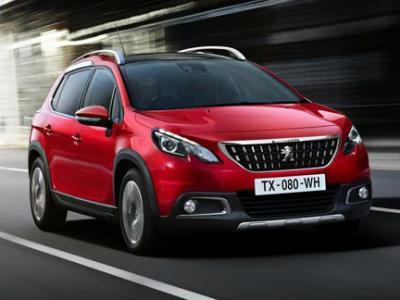 Peugeot  2008. Фото Peugeot