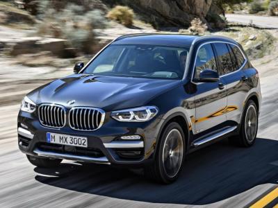BMW X3 2017. Фото BMW