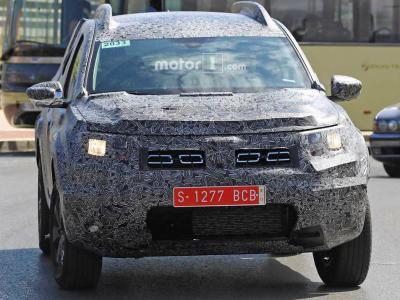 Dacia Duster. Фото Motor1.com