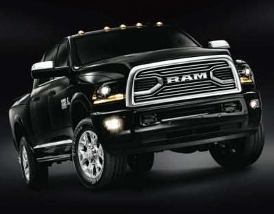 Ram1500 Tungsten Edition. Фото Ram