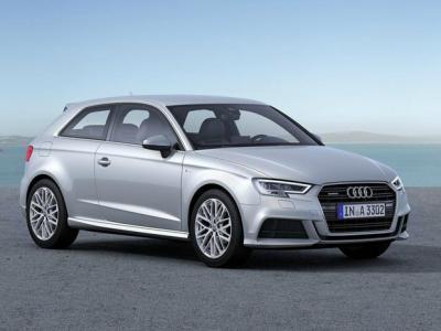 Audi А3. Фото Aud