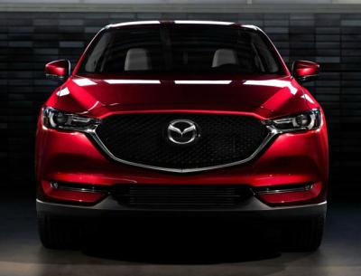 Mazda CX-5. Фото Mazda