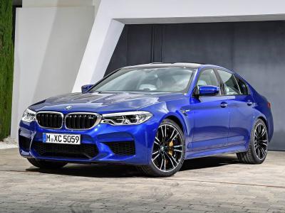 BMW M5. Фото BMW