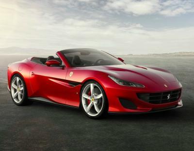 Ferrari Portofino. Фото Ferrari