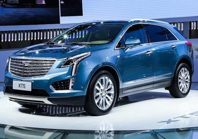 Cadillac XT5. Фото Cadillac
