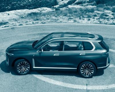 BMW X7. Фото BMW