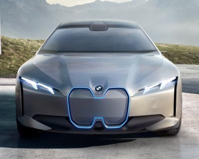 BMW i Vision Dynamics . Фото BMW