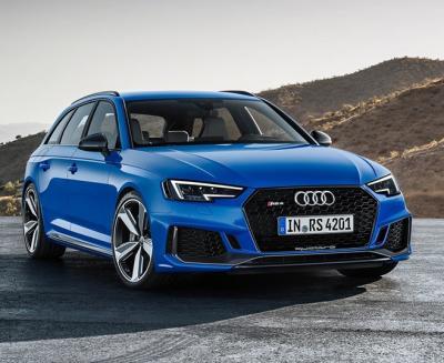 Audi RS4 Avant. Фото Audi