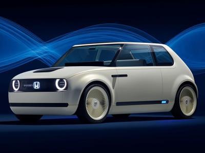 Honda Urban EV. Фото Honda