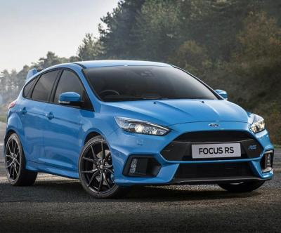 Ford Focus RS Edition. Фото Ford