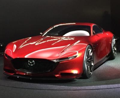Mazda RX Vision. Фото Mazda