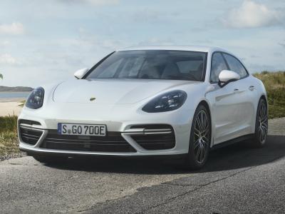 Porsche Panamera Turbo S E-Hybrid Sport Turismo. Фото Porsche