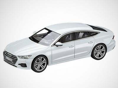 Сувенир Audi A7. Фото Audi
