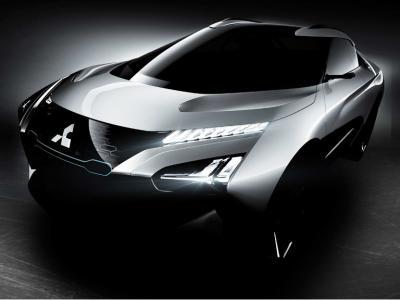Mitsubishi e-Evolution. Фото Mitsubishi
