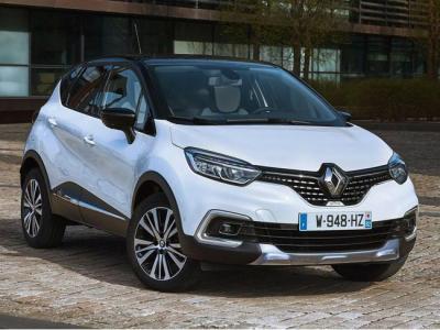 Renault Сaptur. Фото Renault