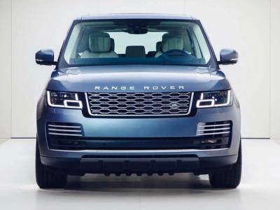 Land Rover Range Rover. Фото Land Rover