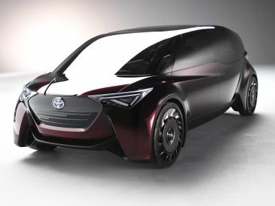 Toyota Fine-Comfort Ride. Фото Toyota