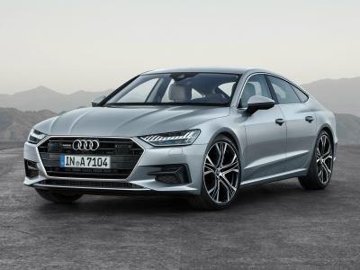 Audi A7. Фото Audi