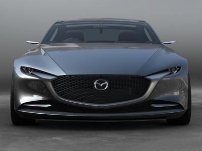 Mazda Vision Coupe. Фото Mazda
