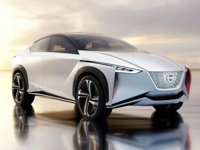 Nissan IMx. Фото Nissan
