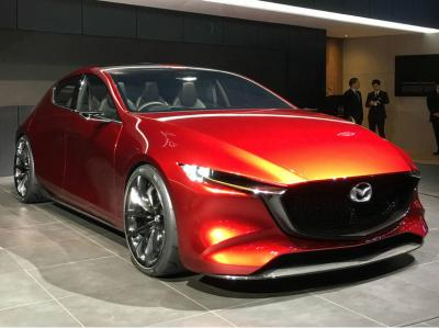 Mazda Kai. Фото Mazda