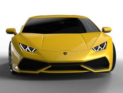 Lamborghini Huracan. Фото Lamborghini