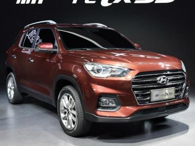 Hyundai ix35. Фото carsnew2018.com