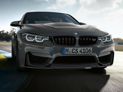BMW M3 CS. Фото BMW