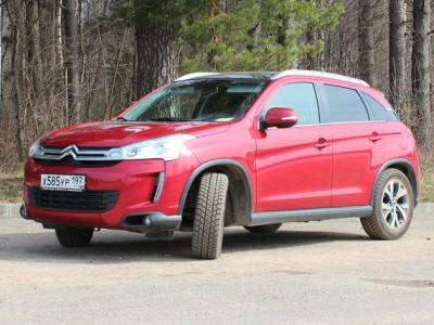 Citroen С4 Aircross. Фото CarExpert.ru