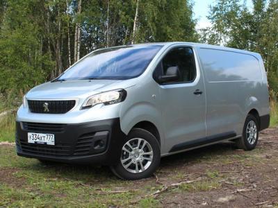Peugeot Expert. Фото CarExpert.ru