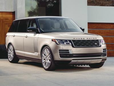 Land Rover Range Rover SVAutobiography LWB. Фото Land Rover