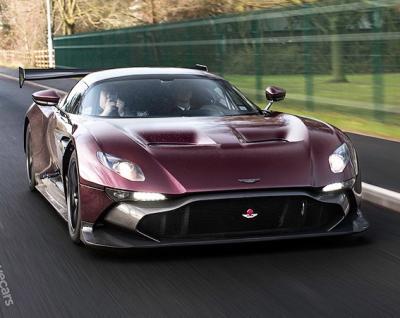 Aston Martin Vulсan. Фото RML Group