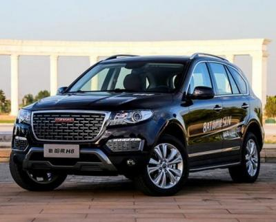 Haval H8. Фото Haval