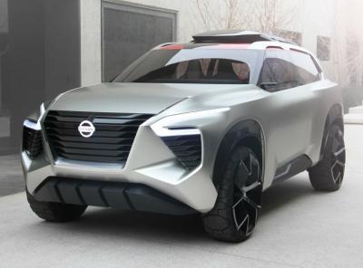 Nissan Xmotion. Фото Nissan