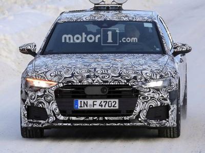 Audi A6. Фото Motor1