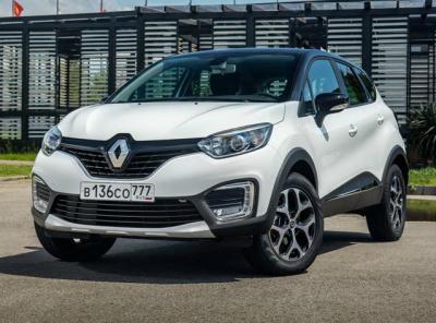 Renault Kaptur. Фото Renault