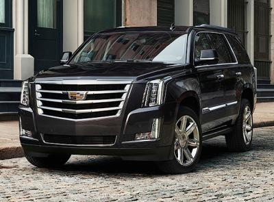 Cadillac Escalade. Фото Cadillac