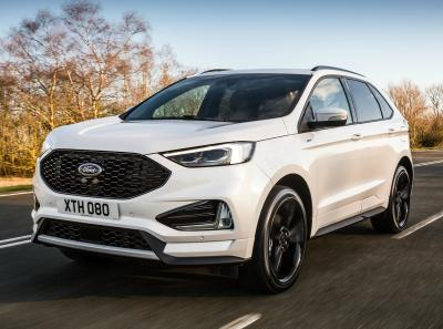 Ford Edge 2018. Фото Ford