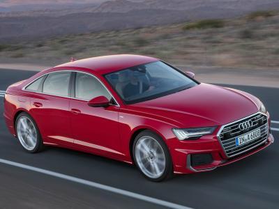 Audi  A6 2018. Фото Audi
