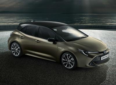 Toyota Auris 2018. Фото Toyota