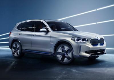 BMW iX3. Фото BMW