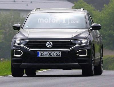 Volkswagen T-Roc R. Фото motor1.com
