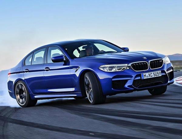 BMW М5. Фото BMW