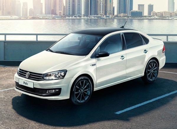 VW Polo Sedan Drive. Фото VW