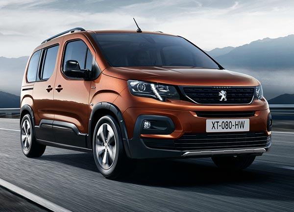 Peugeot Rifter. Фото Peugeot